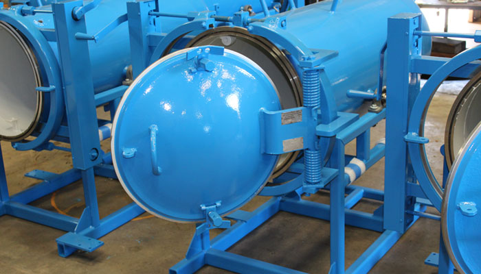 Chlorine Processing and Leak Mitigation