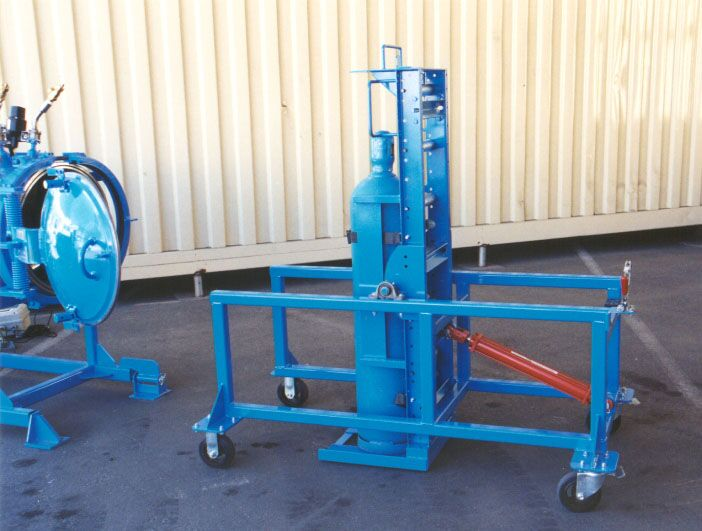 Secondary Chlorine Containment Nitrogen System Twin