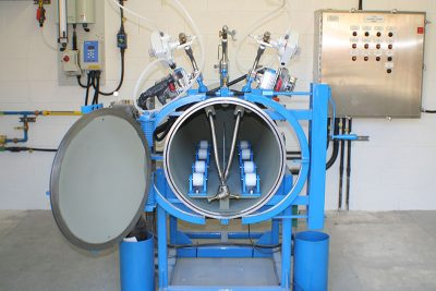 Twin 150 ChlorTainer Vessel