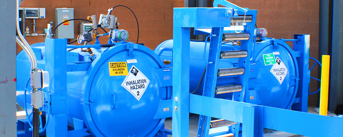 Benefits Of Secondary Containment Equipment For Chlorination