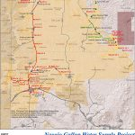 Navajo Water Project Map