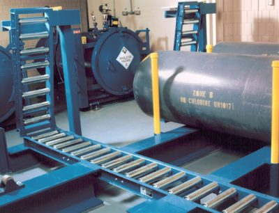 Ton Chlorine Containment System