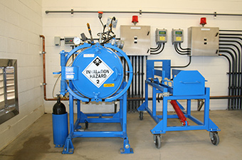Chlorine Gas For Chlorination