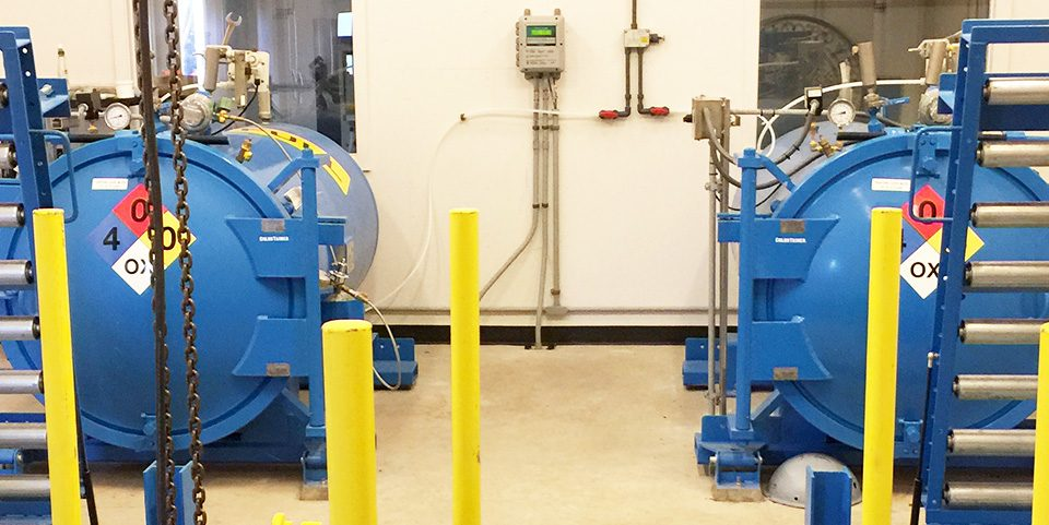 Preventing Chlorine Gas Leaks In The Pacific Northwest