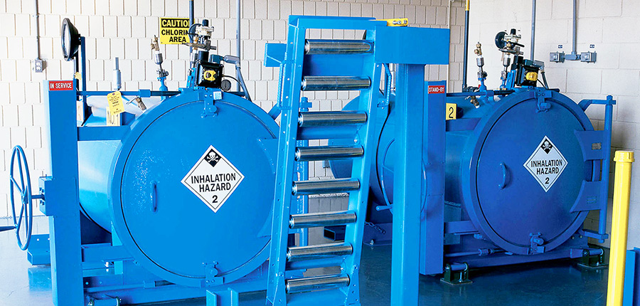 ChlorTainer Chlorine Containment Sales Rep