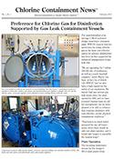 ChlorTainer Chlorine Gas Safety News